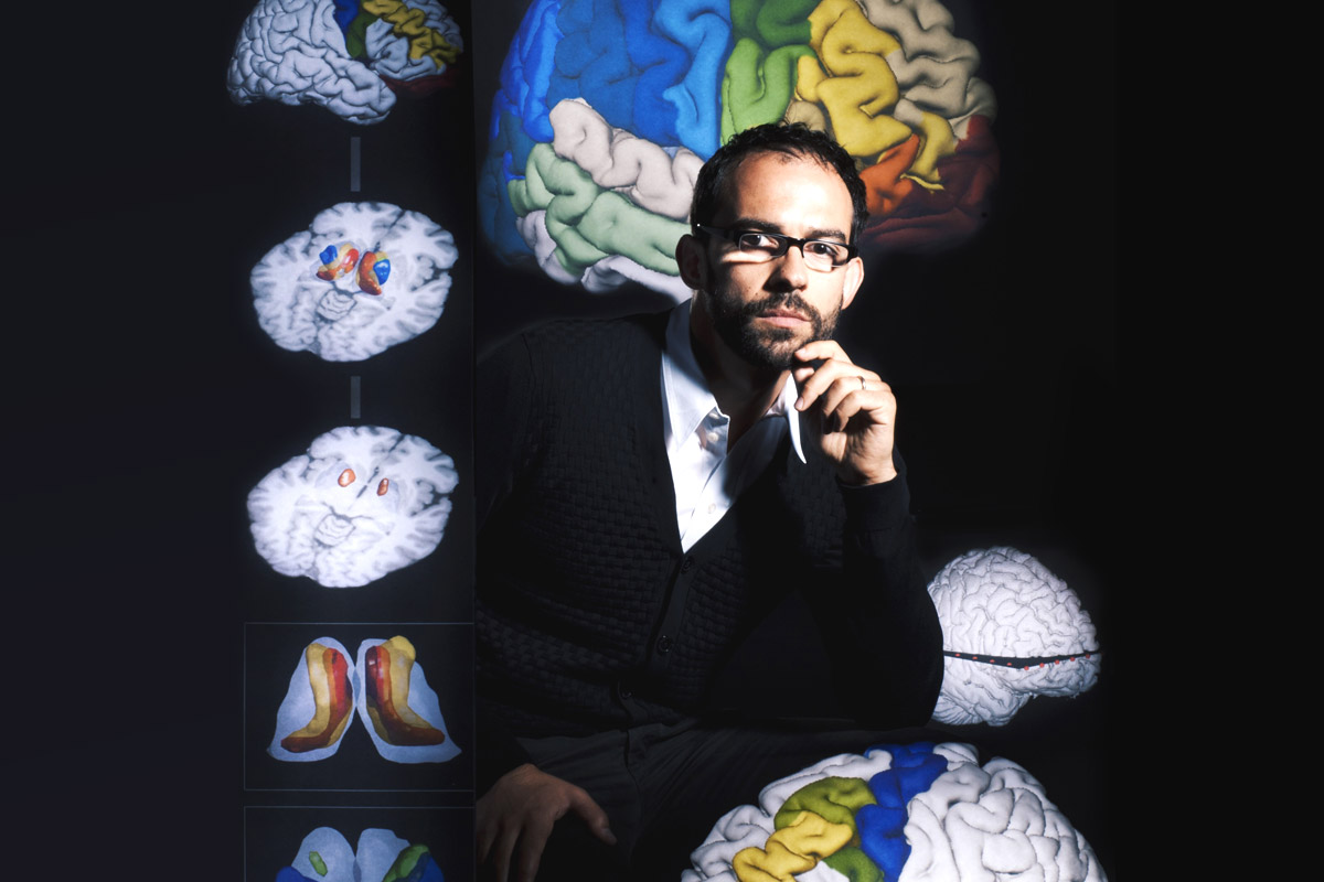 Bogdan Draganski: Neuroscientist — Quotes Magazine