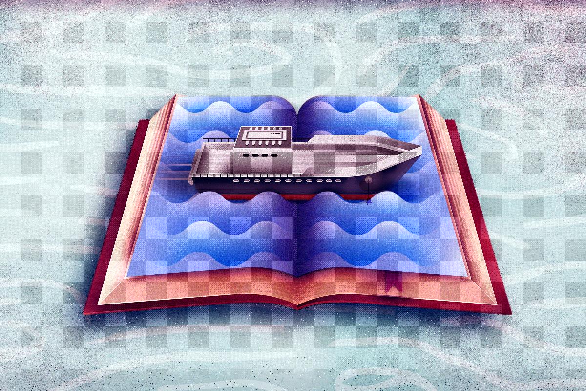 Ройс Славов: За сушата, вятъра и водата —Quotes Magazine