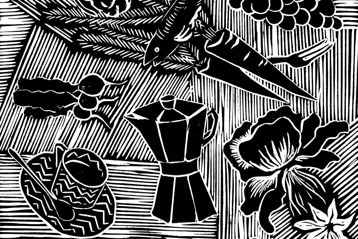 Tom Maryniak: Motif Repeats Itself —Quotes Magazine